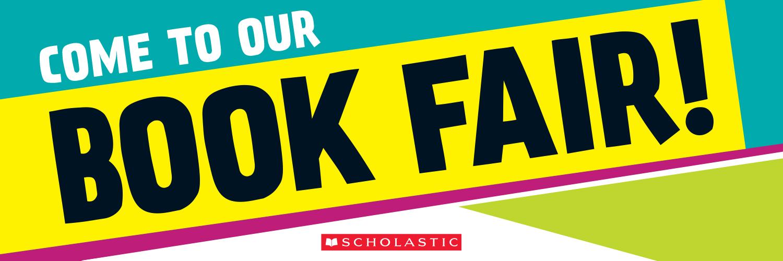 Come to our bookfair