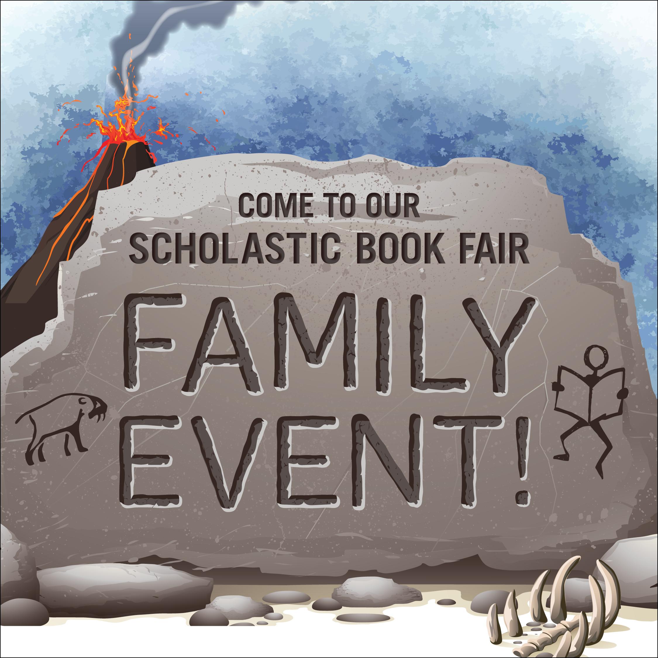 Book Fair Family Event